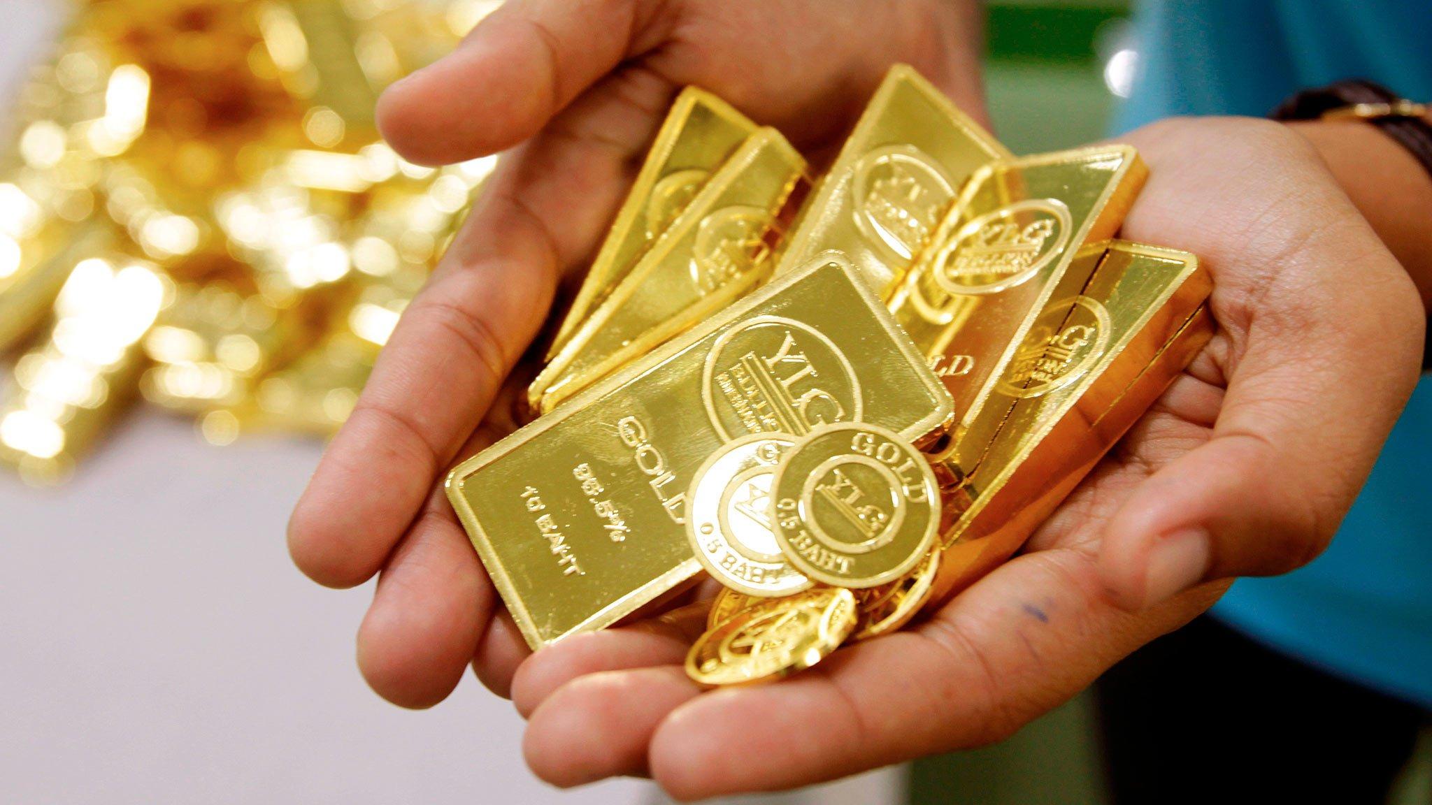 Hvorfor investere i gull?